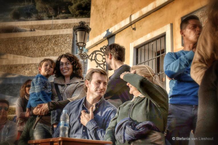 Optocht Drie Koningen in Malaga