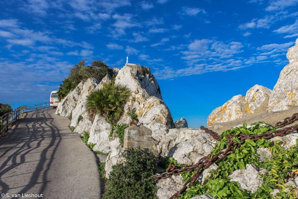 Gibraltar Middellandse Zee
