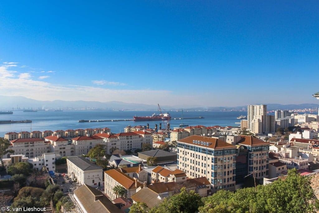 Gibraltar stad
