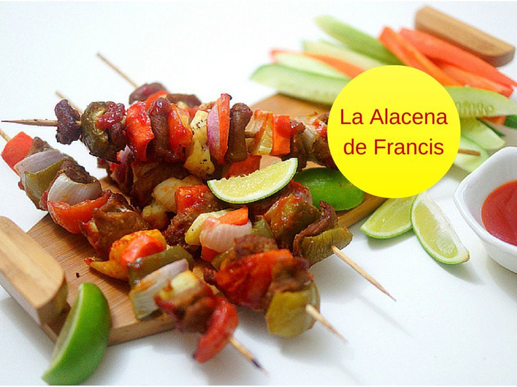 Lekker eten in de Kast van Francis in Malaga