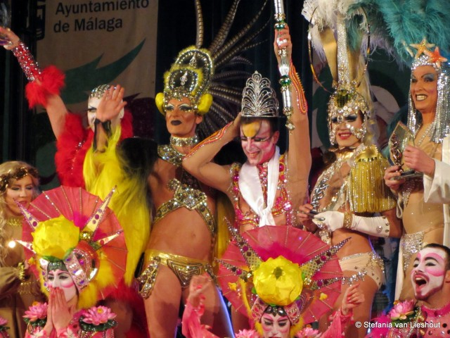 Malaga Drag Queen Verkiezing 2015