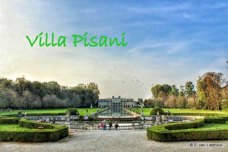 Villa Pisani di Strà in Veneto (Italie)