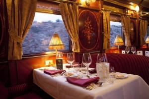 Spanje luxe treinrondreis