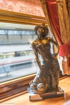 Al Andalus, luxe trein Spanje