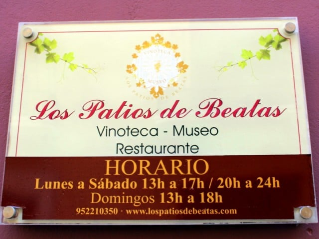 Los Patios de Beatas