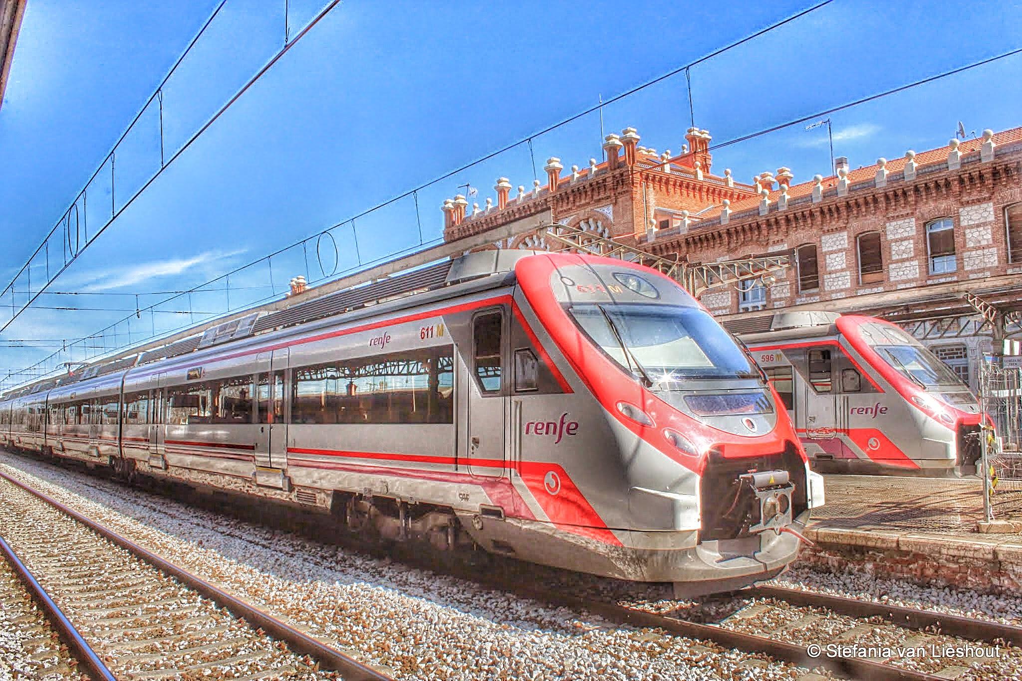 Alles over de trein van en naar Malaga