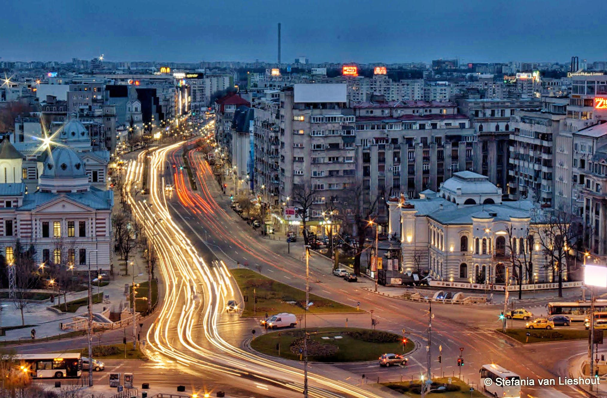 Bucharest sightseeing