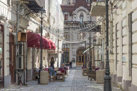 Bucharest city trip