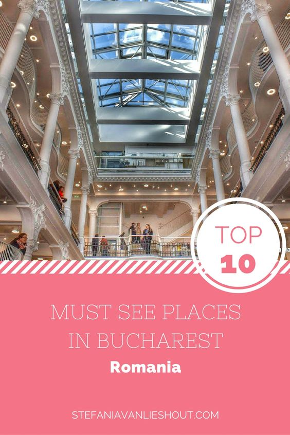Bucharest city trip