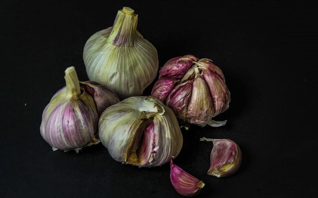 In Spaanse sferen met ajo blanco