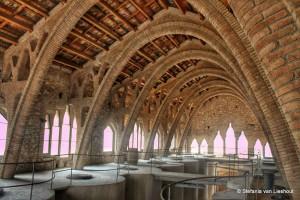 wijnkathedraal Catalonië