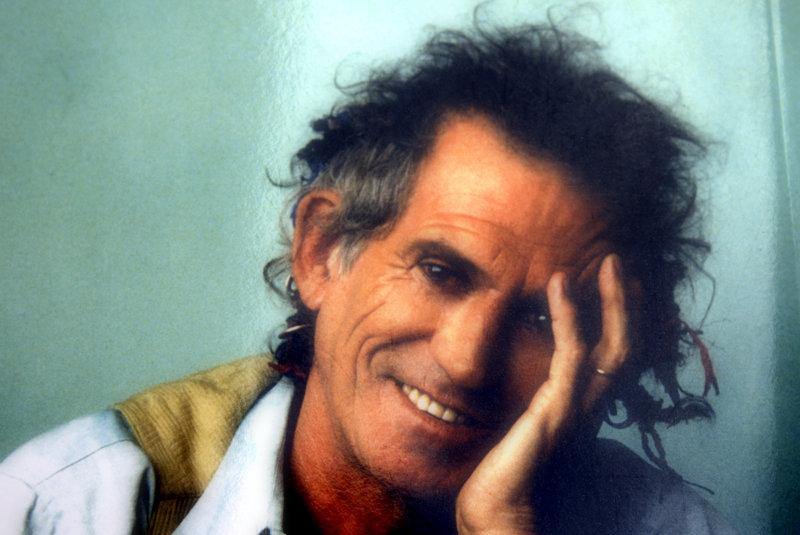 Malagueña Salerosa in 'Life' van Keith Richards