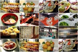 Mercado de la Merced Malaga gastronomische markt