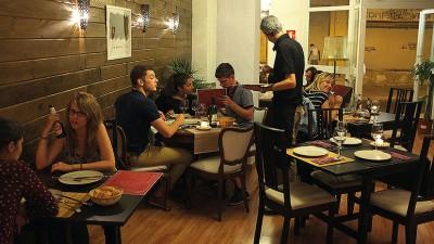Frans restaurant Malaga