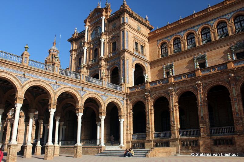 Plein ESPAÑA Sevilla