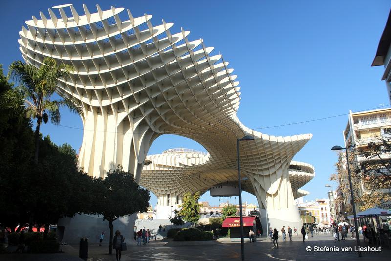 t Plaza de la Encarnación Sevilla