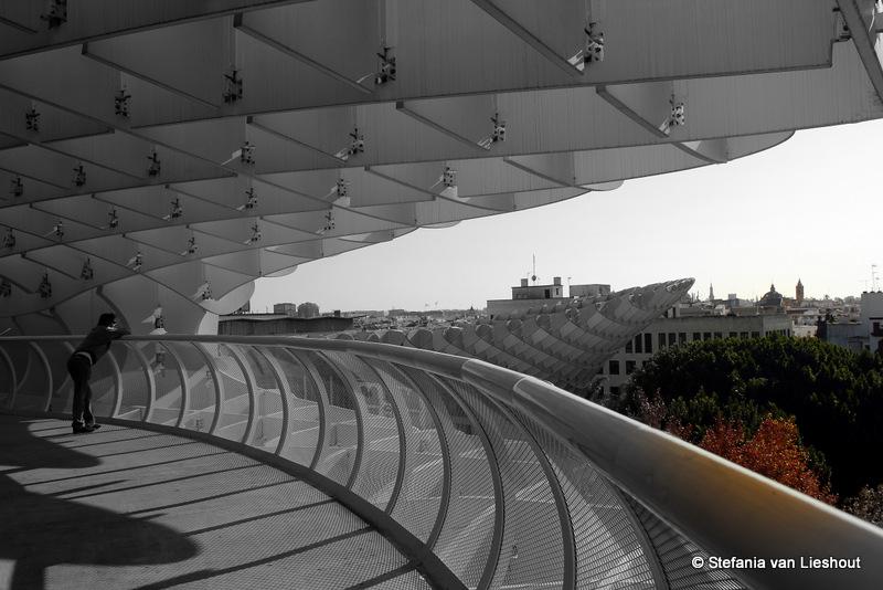Galerij Metropol Parasol Sevilla