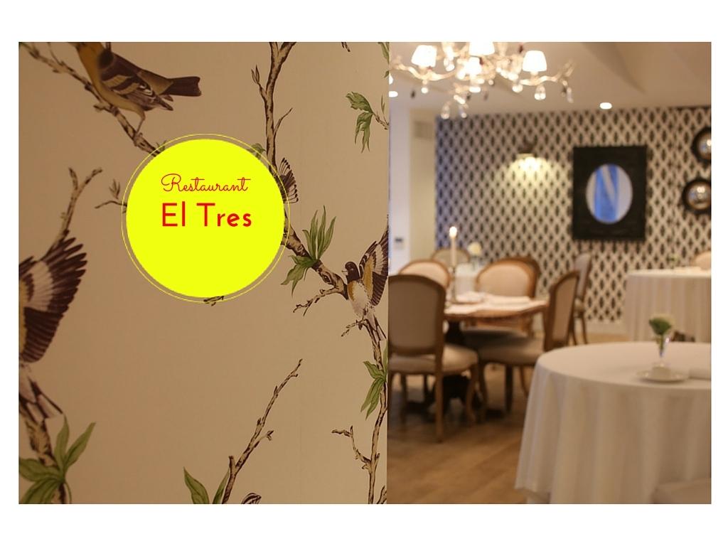 Restaurant El Tres in Malaga