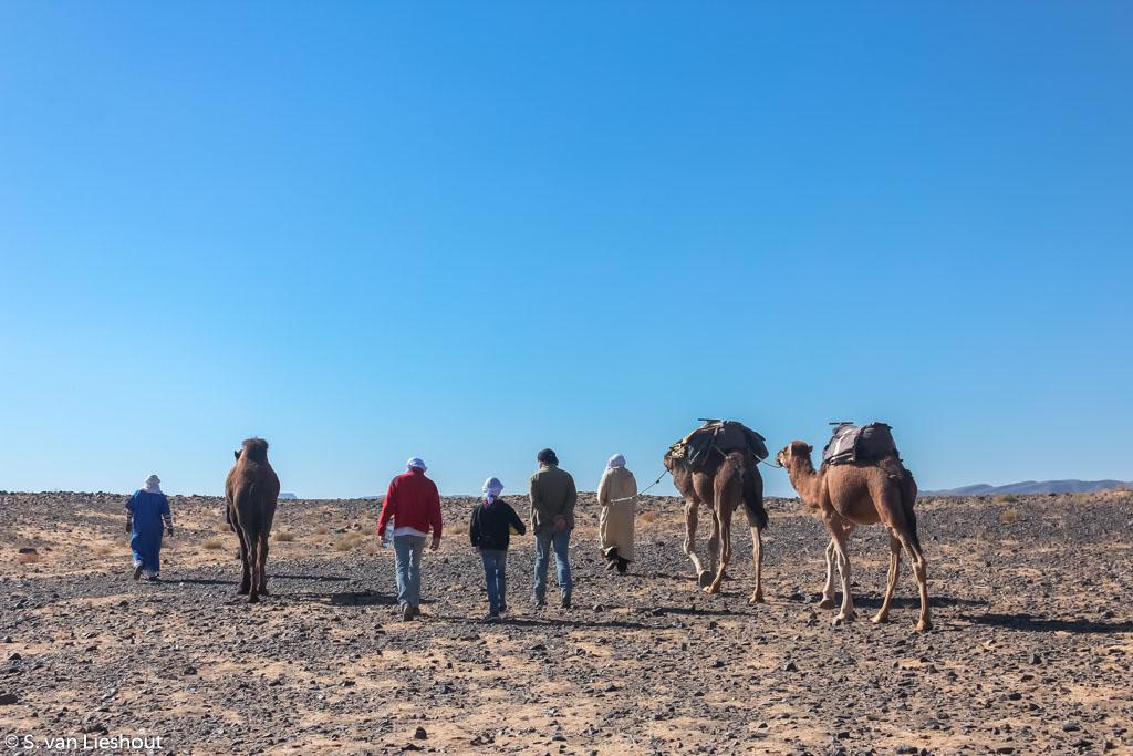 Merzouha Marokko