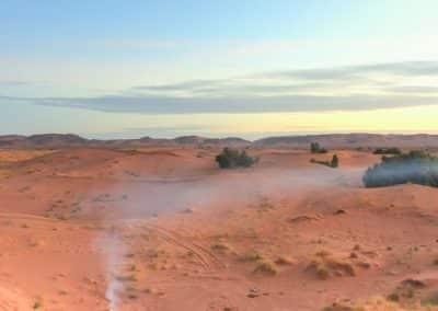 Sahara tentenkamp