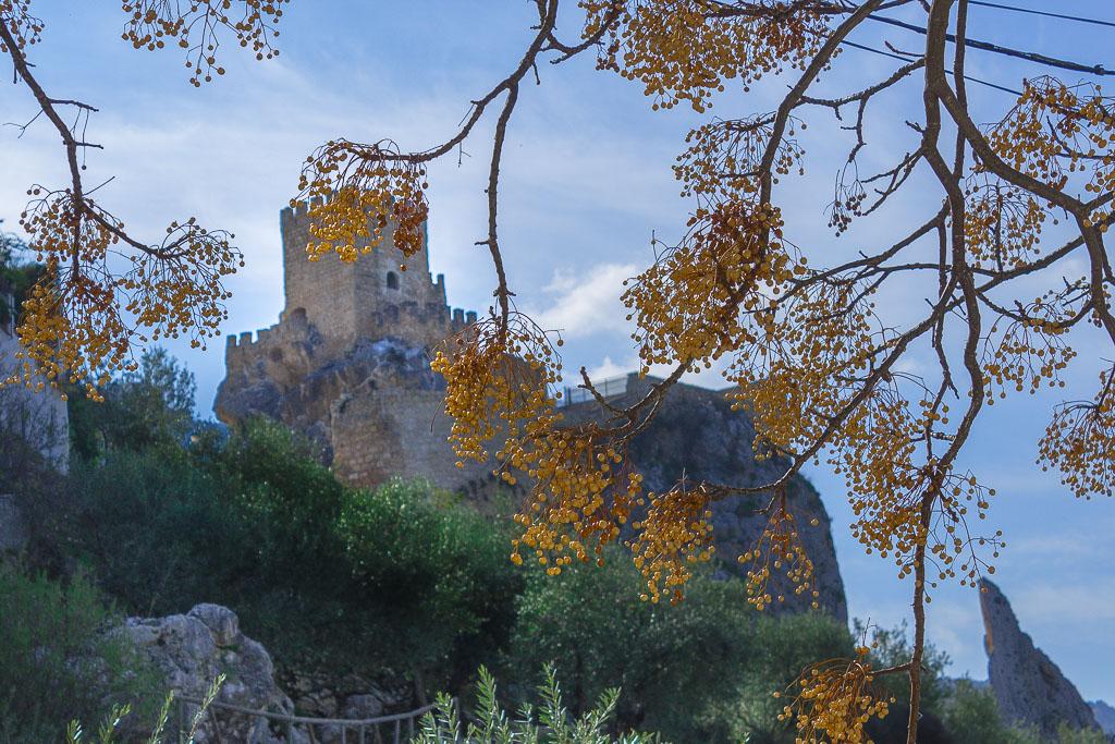 Moors kasteel Zuheros