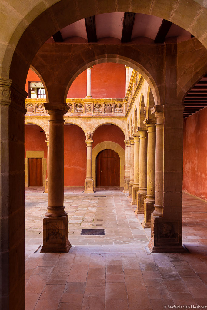 reales school Tortosa