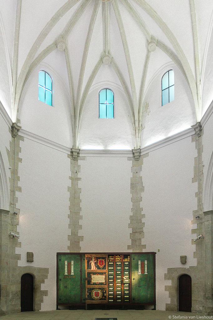 Sant Domènec Kerk Tortosa