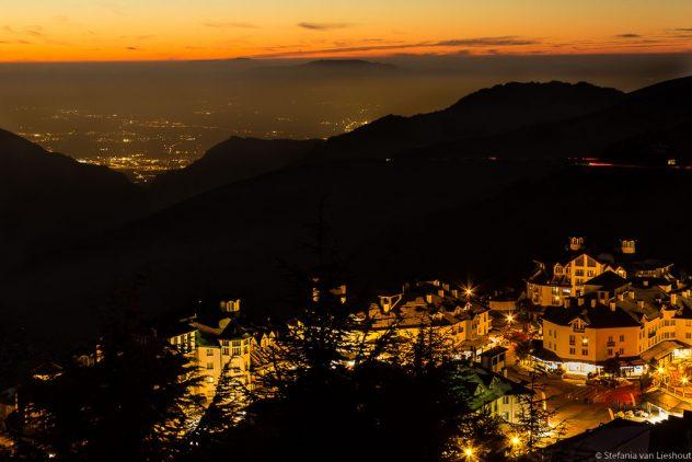 Granada skigebied Spanje Sierra Nevada