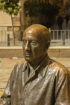 Pablo Picasso museum Malaga