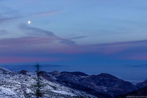 Spanje, meest zuidelijke skiresort