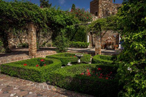 Alcazaba Malaga Moors Fort