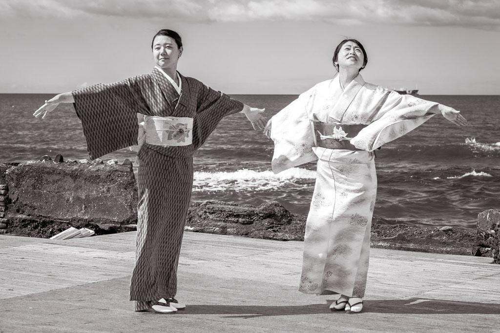 De Kimonogeheimen onthult
