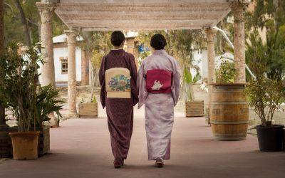 De kimonogeheimen