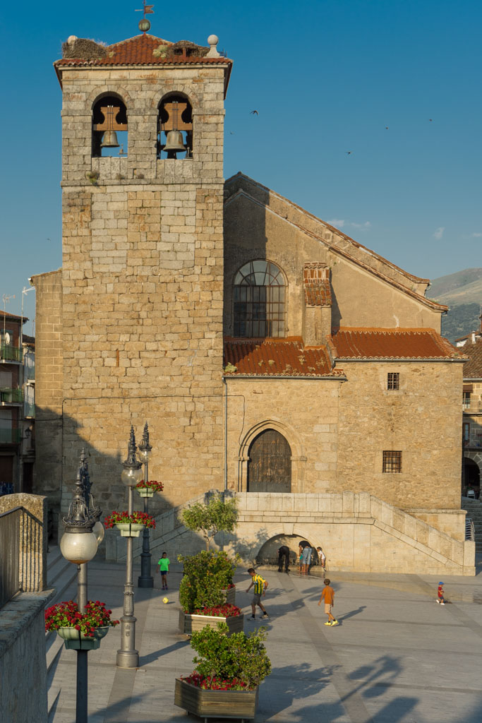 Historisch centrum Benavente