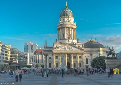 #9  Gendarmenmarkt Berlijn
