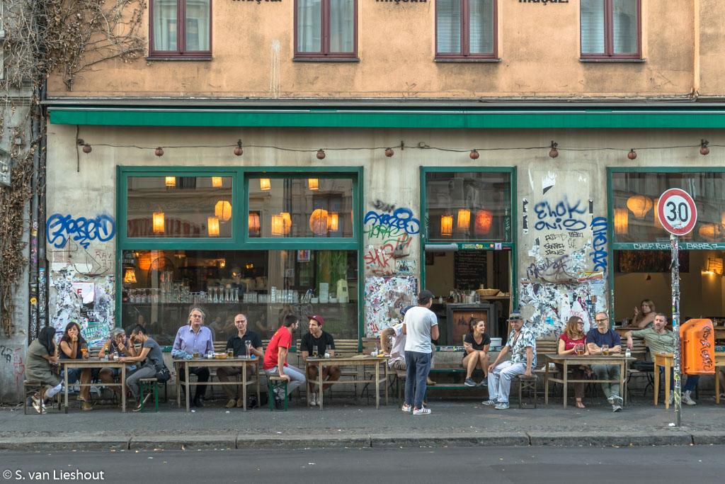 Oranienstraße,