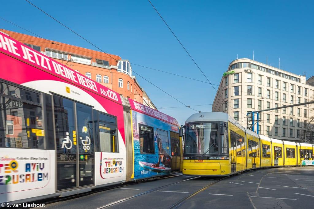 Tram Berlijn