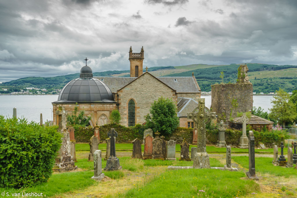 Kilmun church