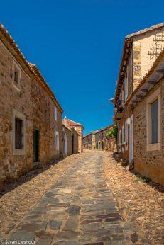 Spanish village Leon