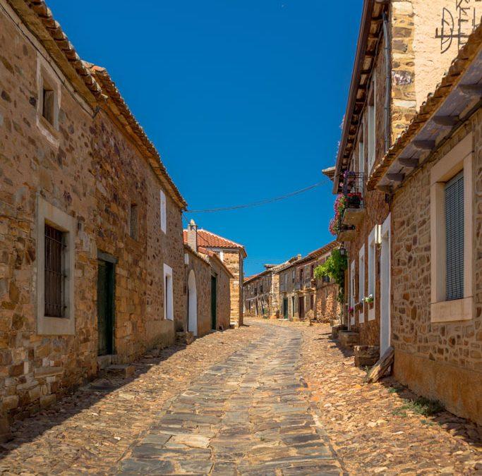Is Castrillo de los Polvazares het mooiste dorp van Spanje?