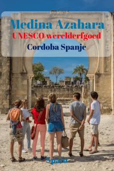 Medina Azahara Cordoba UNESCO werelderfgoed