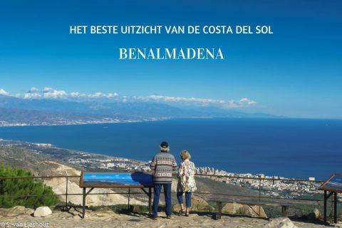 Kabelbaan Benalmadena uitzicht Costa del Sol