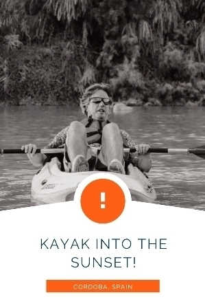Cordoba tour kayak