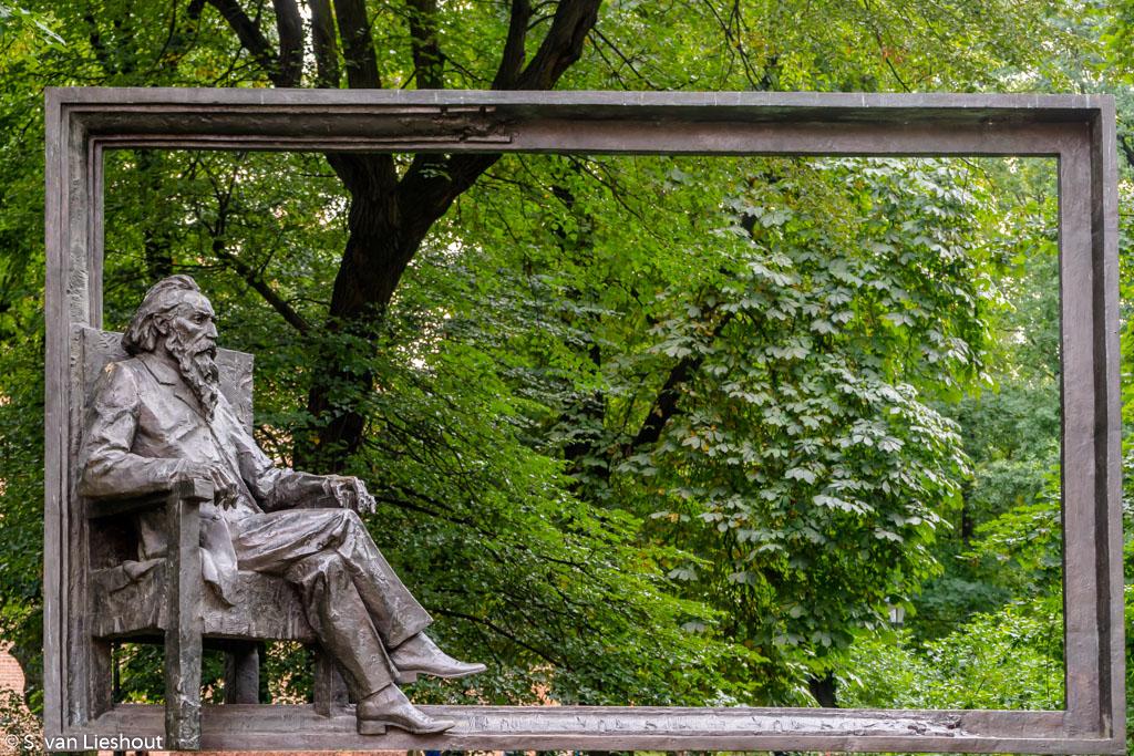 Planty Gardens Krakow