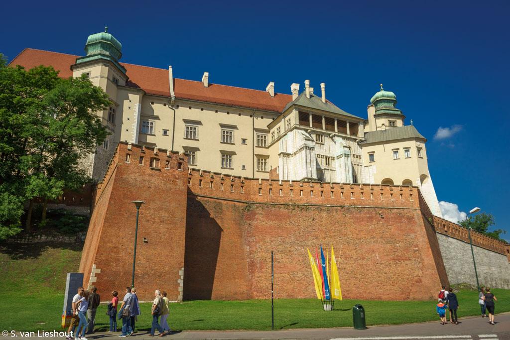 Wawel paleis