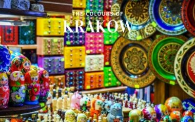 The colours of Krakow in Poland