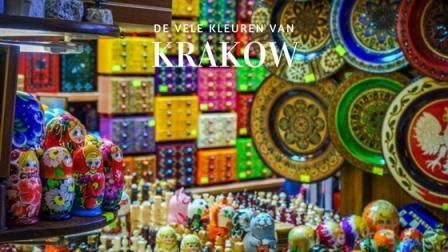 Krakau stedentrip Polen