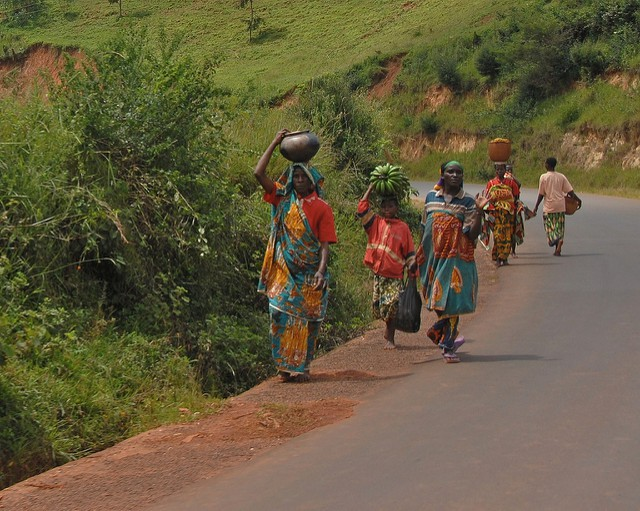 Burundi picture Dave Proffer