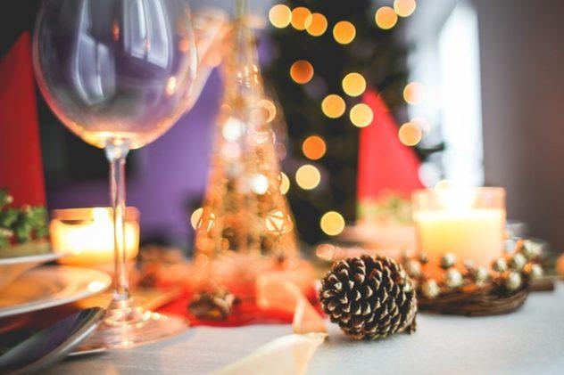 Christmas food all over the world