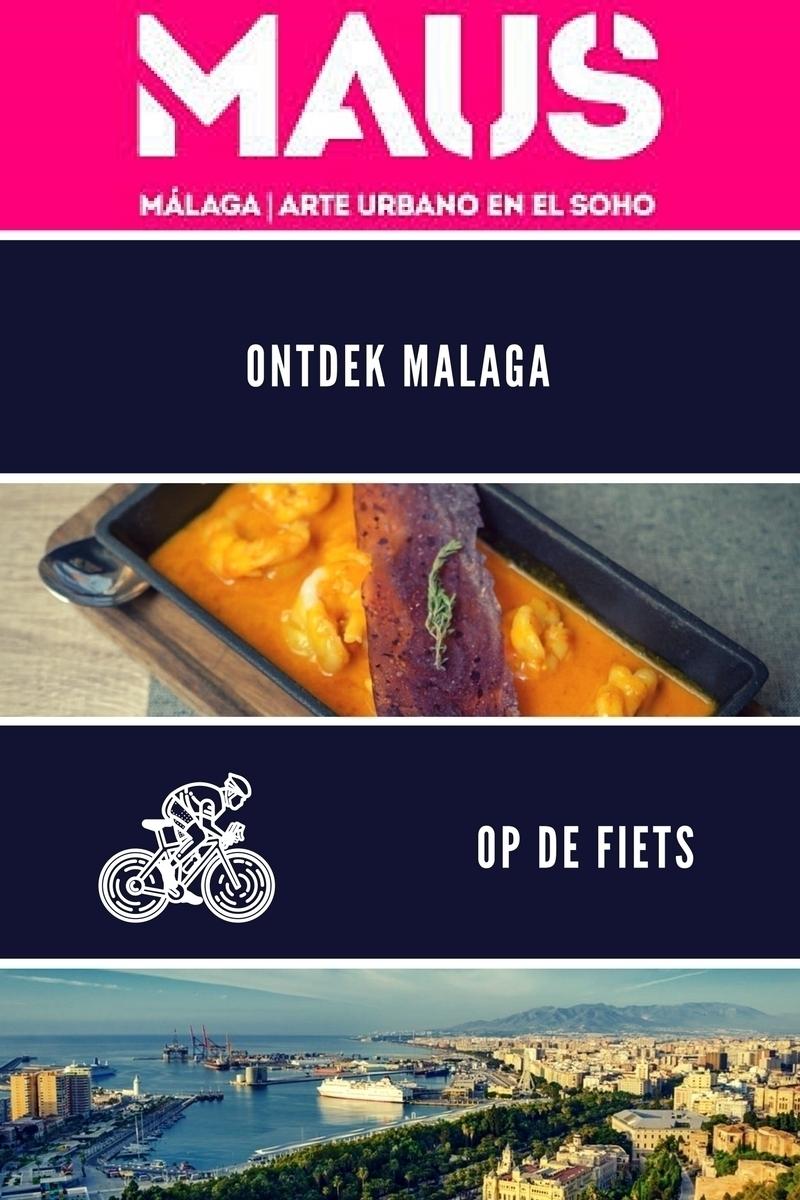 Malaga fietstoer